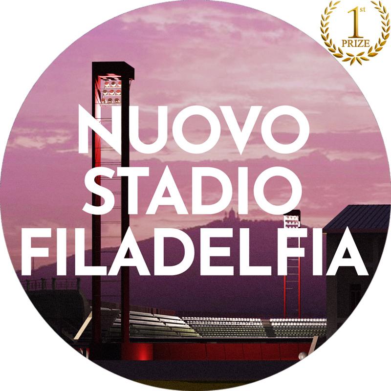 Nuovo Stadio Filadelfia a Torino. Progetto vincitore del concorso di idee | Bottega di Architettura