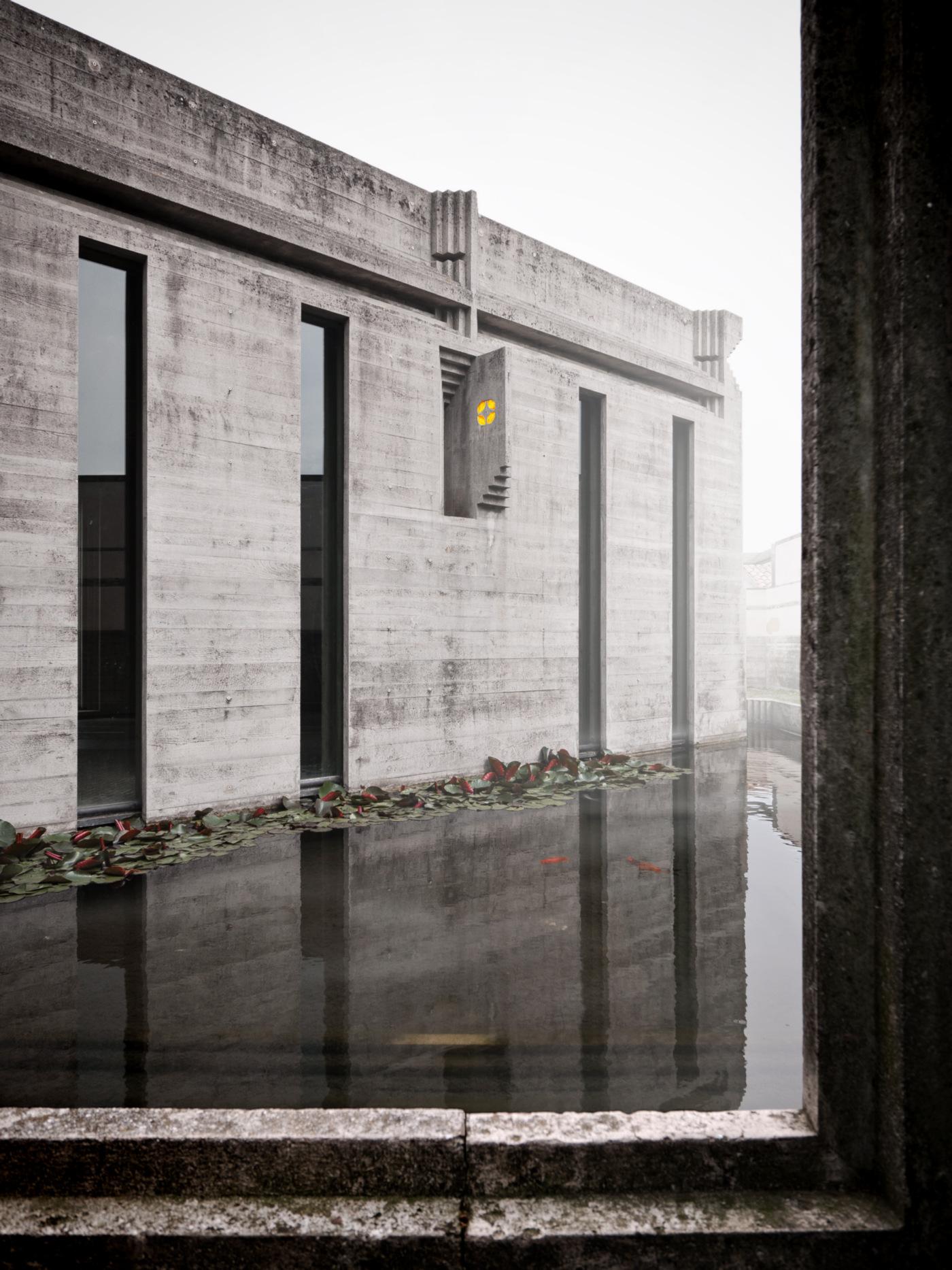 La Tomba Brion di Carlo Scarpa nelle fotografie di Carlo Deregibus | isola nona