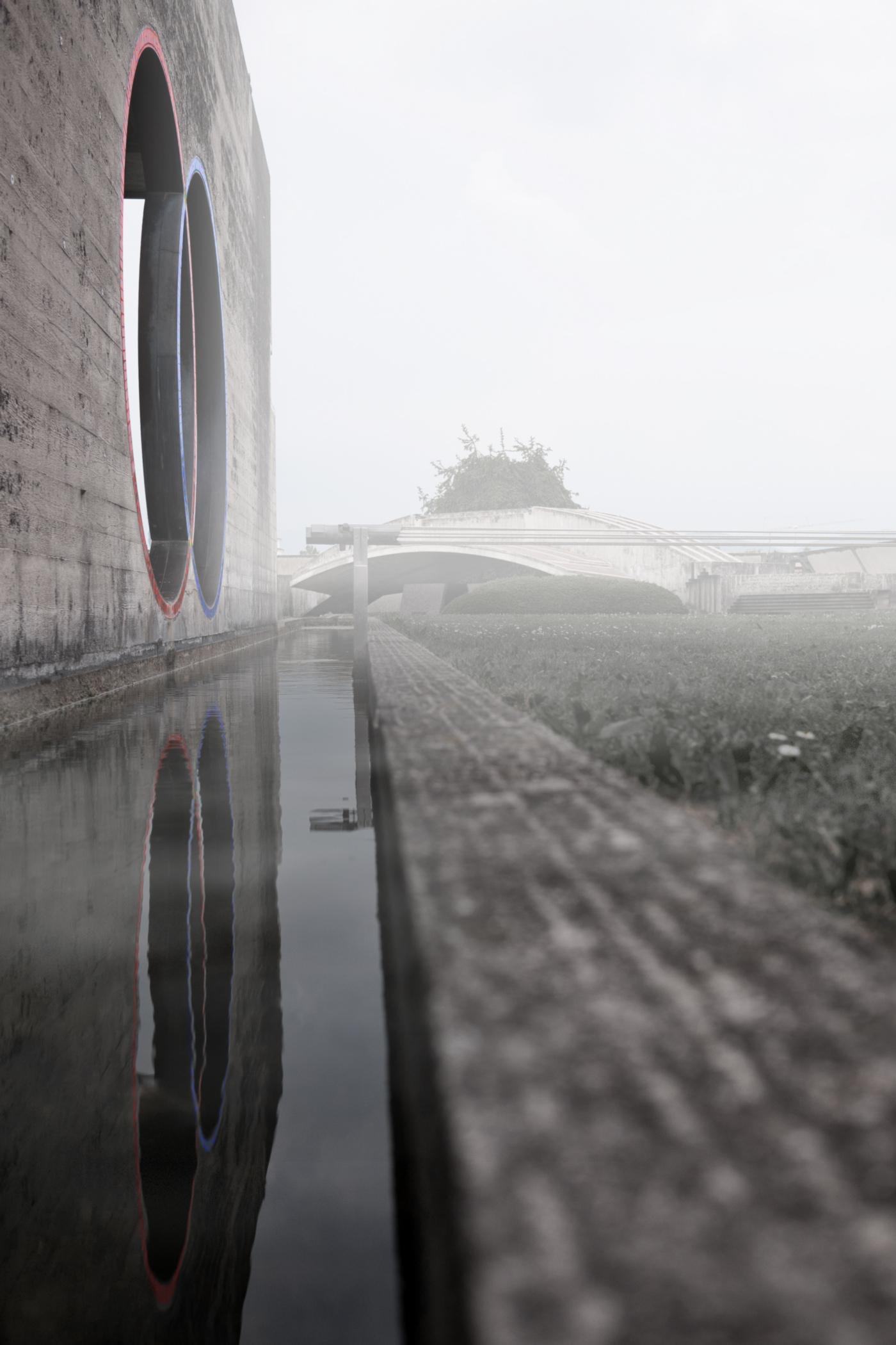 La Tomba Brion di Carlo Scarpa nelle fotografie di Carlo Deregibus | isola dodicesima