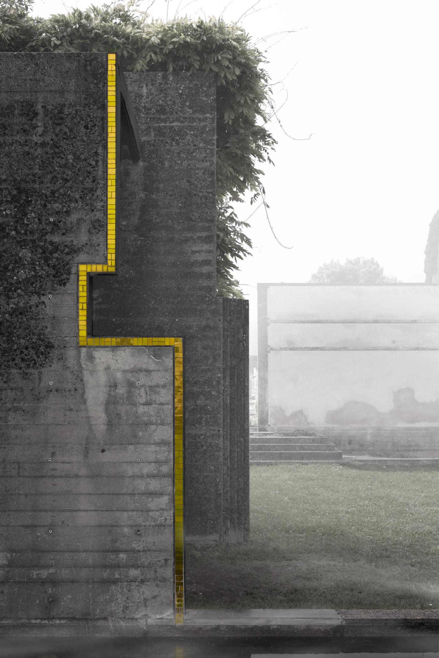 La Tomba Brion di Carlo Scarpa nelle fotografie di Carlo Deregibus | isola quarta