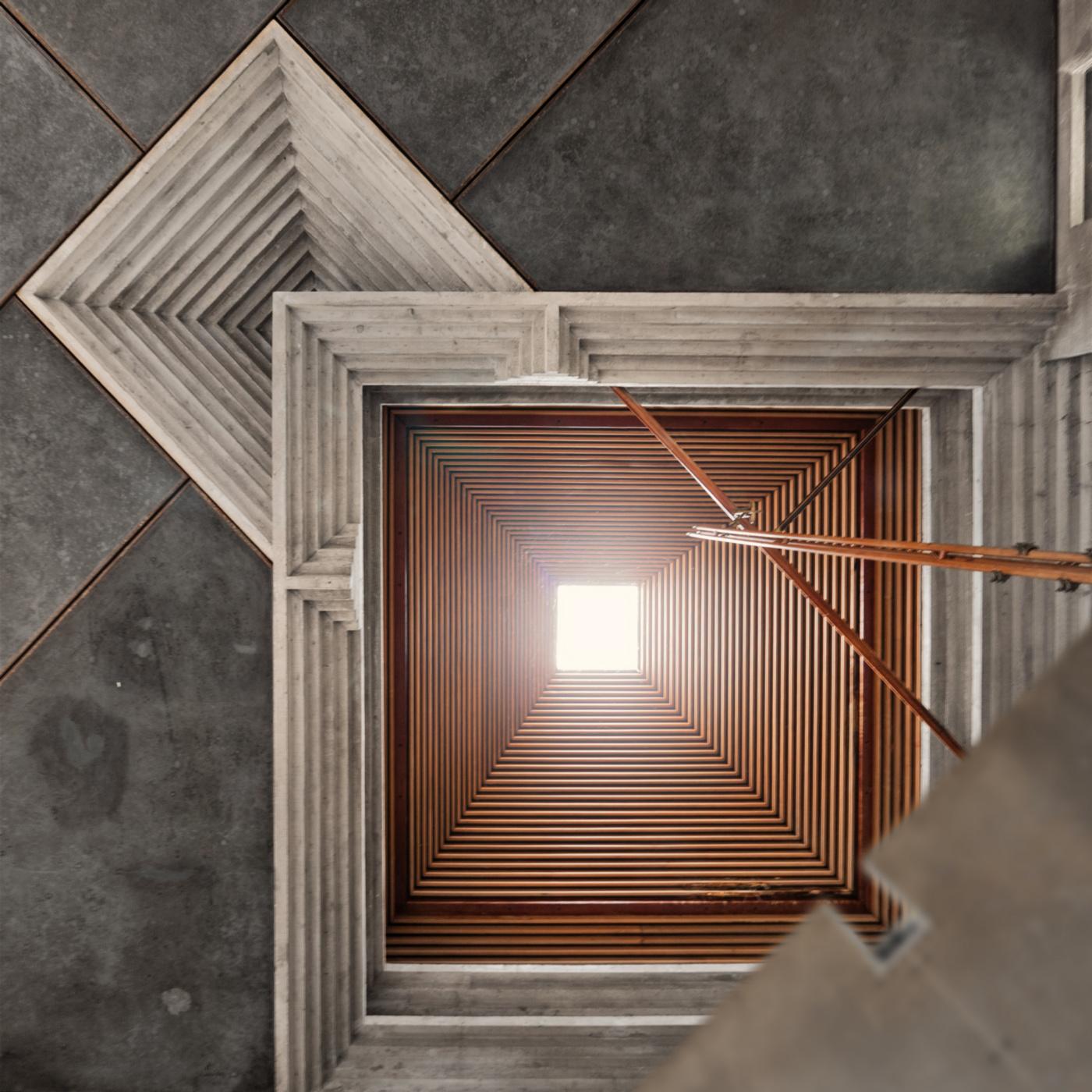 La Tomba Brion di Carlo Scarpa nelle fotografie di Carlo Deregibus | isola ottava