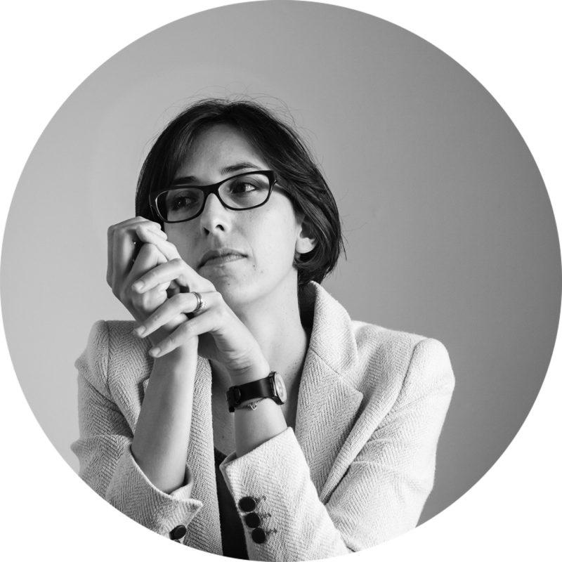 Silvia Sgarbossa, fondatrice e titolare dello studio Bottega di Architettura
