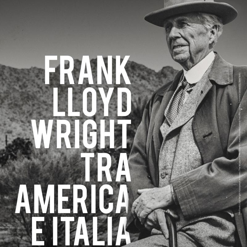 DI MAESTRO IN MAESTRO | Frank Lloyd Wright al Lingotto