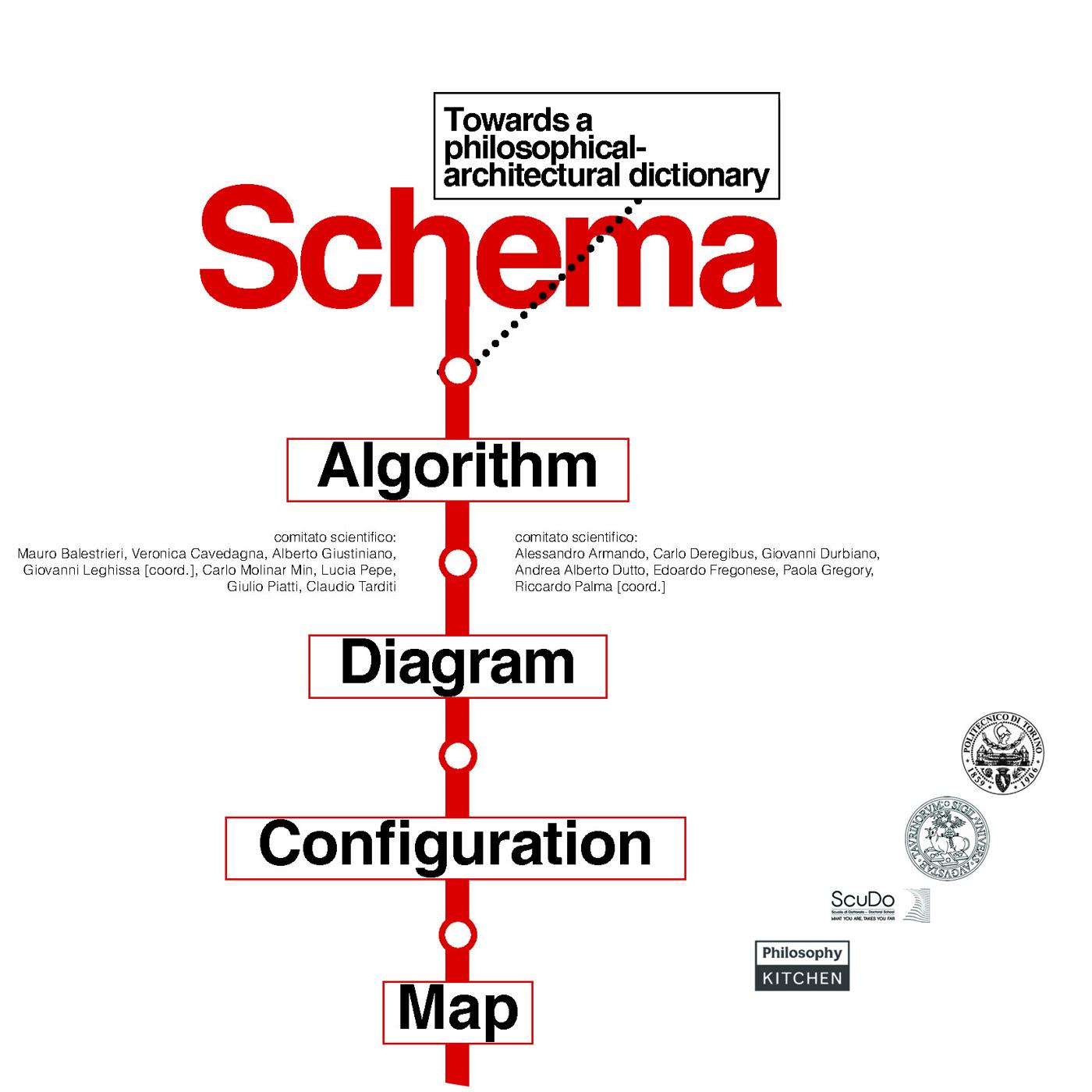 SCHEMA. Verso un dizionario filosofico-architettonico