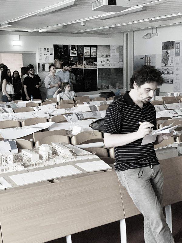 """il laboratorio """"Rigenerare Via Sacchi. Progetti per un futuro possibile"""" sulla riconfigurazione del brownfield delle Ferrovie   Mostra finale   Bottega di Architettura   Carlo Deregibus"""