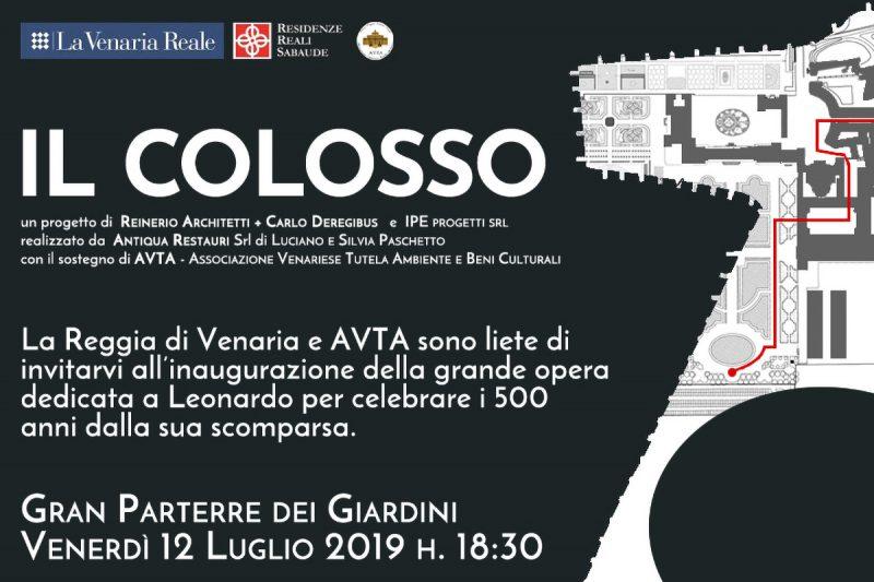il Vernissage dell'installazione dedicata a Leonardo da Vinci | Bottega di Architettura